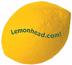 Lemon Stress Balls